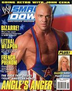 Smackdown Magazine Oct 2004