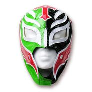 Rey Mysterio No Mercy Black & Green Replica Mask