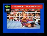 1991 WWF Classic Superstars Cards Rick Martel 128