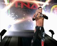 Alex Shelley TNA Video Game