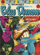 La Leyenda de Blue Demon 136