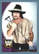 2010 WWE (Topps) Terry Funk (No.104)