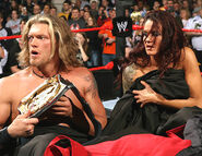 Edge Lita Wedding
