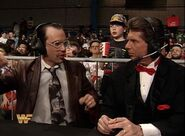 Vince McMahon & Harvey Wippleman