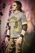 John Morrison Tribute to the Troops 3