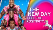 The New Day Feel The Positivity