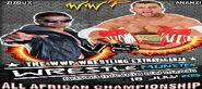 WWP All African Title (Ananzi vs Zizoux)