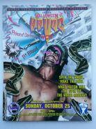 Halloween Havoc 1992 Magnet