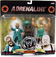 WWE Wrestling Adrenaline Series 38 Hornswoggle & Finlay