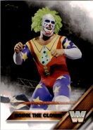 2016 WWE (Topps) Doink the Clown 61