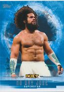 2017 WWE Undisputed Wrestling Cards (Topps) No Way Jose 50