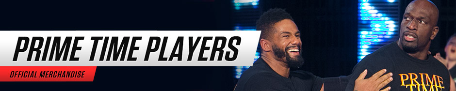 Prime Time Players - Merchandise Banner