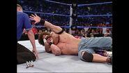 SmackDown 10-7-04 John Cena v Carlito
