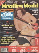 Wrestling World - August 1984