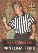 1999 WCW Embossed (Topps) Charles Robinson 49