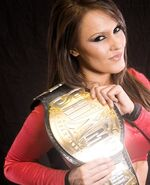 Cheerleader Melissa Red