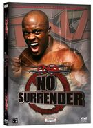 No Surrender 2009 DVD