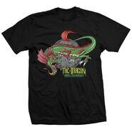 Ricky Steamboat Dragon Steamboat T-Shirt