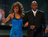 Teddy Long and Kristal