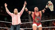 WWE Intercontinental Championship - Ryback