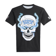 Steve austin Under Armour Compression T-Shirt