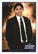 2009 WWE (Topps) Ranjin Singh 57