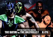 AIW Hell On Earth 9 Batiri-Jollyville