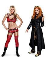 Charlotte & Becky