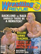 Wrestling Revue - August 1979