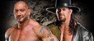 Batista vs Undertaker