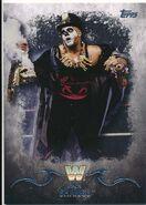 2016 Topps WWE Undisputed Wrestling Cards Papa Shango 78