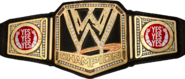 Daniel bryan wwe championship sideplates by nibble t-d702zrf