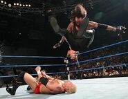Undertaker vs. Mr. Kennedy