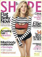 Ellie Goulding - Shape Dec 2015