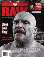 Raw Magazine September October 1996