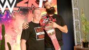 WrestleMania 33 Axxess - Day 2.5