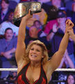 3rd reign as women's champion beth phoenix