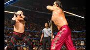 Breaking Point 2009 Kane vs The Great Khali 3