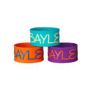 Bayley 3-Piece Slap Bracelet Set