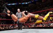 Kofi vs Orton TLC2