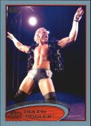 2012 WWE (Topps) Dolph Ziggler 75