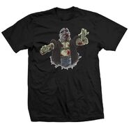 Fred Ottman Zombmaster T-Shirt
