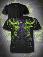 Jeff Hardy Split Cross T-Shirt