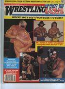 Wrestling USA - Spring 1985