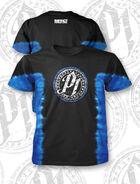AJ Styles Bone Dye T-Shirt