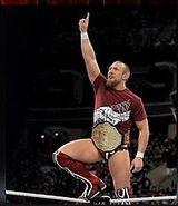 Daniel BRyan as World Heavyweight Champion