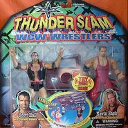 WCW ThunderSlam 1 Scott Hall and Kevin Nash