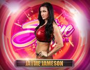 Jayme Jameson Shine Wrestling Profile