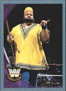 2010 WWE (Topps) Akeem 81