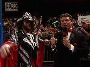 Vince McMahon & Randy Savage